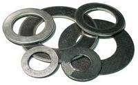 Прокладка паронитовая 1/2 черная (100 шт)