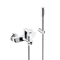 Смеситель для ванны Grohe Eurosmart Cosmo с душем Euforia Cosmo, 32832000