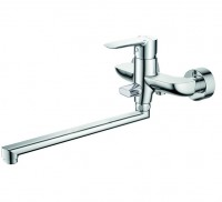 Смеситель ZOLLEN HOF (арт. HO62410741) для ванны нижний изл. 350 мм с аксес.