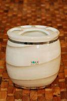 """Стакан керамический для зубных щеток """"MAKADI""""Apт.IN.SMK0400"""